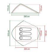 Coleman-2000014613-Aravis-Three-Person-Tunnel-Tent-Green-0-0
