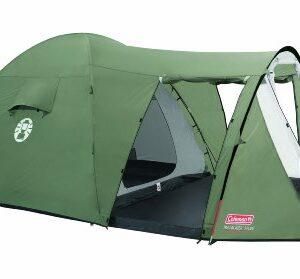 Coleman-Trailblazer-Tent-GreenGrey-Five-Person-0