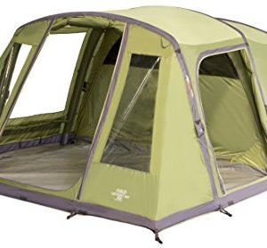 Vango-Odyssey-Air-Beam-500-Inflatable-Tunnel-Tent-Epsom-Green-5-Persons-0