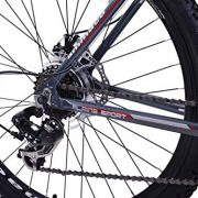 AMMACO-ALPINE-SPORT-21-SPEED-MENS-ALLOY-MOUNTAIN-BIKE-WITH-DISC-BRAKES-26-WHEEL-EXTRA-LARGE-23-FRAME-FOR-TALL-MEN-GREY-0-2
