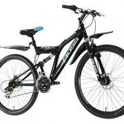 Boss-Stealth-Mens-Dual-suspension-bike-Black-26-Inch-0-7
