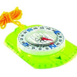 Highlander-Orienteering-Compass-Yellow-0