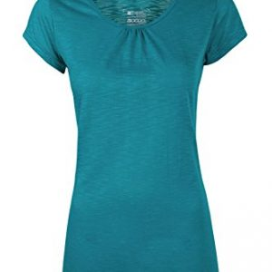 Mountain-Warehouse-Agra-Womens-Lightweight-Breathable-High-Wicking-T-Shirt-Walking-Sports-Beach-Top-0