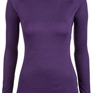 Mountain-Warehouse-Talus-Womens-Long-Sleeve-Tee-Shirt-Baselayer-Round-Neck-T-Shirt-Base-Layer-Outdoor-Antibacterial-Sport-0