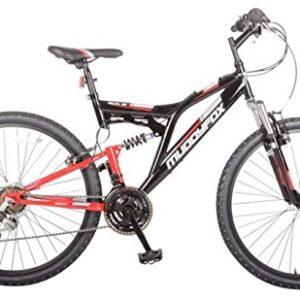 Muddyfox-Mens-Recoil26-Mountain-Bike-Dual-Suspension-Cycling-Bicycle-0