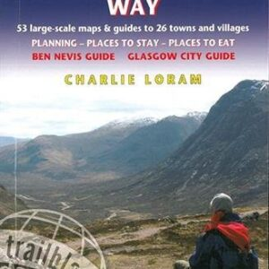 West-Highland-Way-53-Large-Scale-Walking-Maps-Guides-to-26-Towns-and-Villages-Planning-Places-to-Stay-Places-to-Eat-Glasgow-to-Fort-William-British-Walking-Guides-0