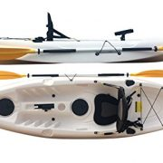 Bluefin-Single-Sit-On-Top-Fishing-Kayak-With-Rod-Holders-Storage-Hatches-Padded-Seat-Paddle-0-2