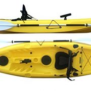 Bluefin-Single-Sit-On-Top-Fishing-Kayak-With-Rod-Holders-Storage-Hatches-Padded-Seat-Paddle-0-4