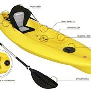 Bluewave-Dart-Sit-On-Top-Touring-Kayak-High-Speed-Racing-Deluxe-Seat-Paddle-Package-0-1