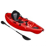 Bluewave-Single-Sit-On-Top-Fishing-Kayak-With-5-Rod-Holders-2-Storage-Hatches-Padded-Seat-Paddle-0-6