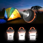 Camping-Lantern-TaoTronics-LED-Fishlight-Light-for-Hiking-Fishing-Outdoor-Adventures-Emergencies-Outages-30-lumens-Collapsible-Water-Resistant-0-1