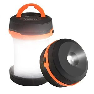 Camping-Lantern-TaoTronics-LED-Fishlight-Light-for-Hiking-Fishing-Outdoor-Adventures-Emergencies-Outages-30-lumens-Collapsible-Water-Resistant-0