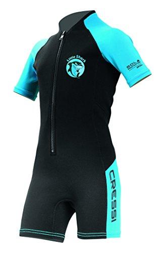 Cressi-Kids-Shortie-Wetsuit-3mm-Premium-Neoprene-age-8-9-10-11-12-0