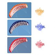 Docooler-Outdoor-Sports-Dual-Line-Stunt-Parafoil-Kite-14m-Power-Soft-Kite-with-Handle-30m-Line-0-6