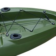FDS-10ft-Bluefin-Sit-On-Top-Sea-Fishing-Kayak-Canoe-Accessories-included-294cm-Long-0-3
