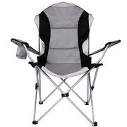 High-Back-Camping-Chair-Set-of-1-2-3-4-5-6-pcs-GreyBlack-0-1