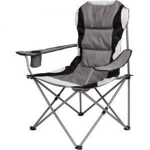 High-Back-Camping-Chair-Set-of-1-2-3-4-5-6-pcs-GreyBlack-0