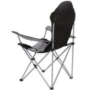 High-Back-Camping-Chair-Set-of-1-2-3-4-5-6-pcs-GreyBlack-0-7