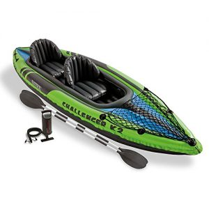 Intex-K2-Challenger-Kayak-2-Man-Inflatable-Canoe-with-Oars-68306-0