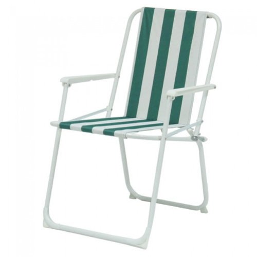 KINGFISHER PICNIC CAMPING BEACH CHAIR FOLDING LIGHTWEIGHT WITH ARMS PATIOS