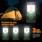 LE-500lm-LED-Lantern-9W-3-Lighting-Modes-Battery-Powered-Water-Resistant-Home-Garden-and-Camping-Lanterns-for-Hiking-Camping-Emergencies-Hurricanes-Outages-LED-Camping-Lantern-0-0