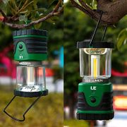 LE-500lm-LED-Lantern-9W-3-Lighting-Modes-Battery-Powered-Water-Resistant-Home-Garden-and-Camping-Lanterns-for-Hiking-Camping-Emergencies-Hurricanes-Outages-LED-Camping-Lantern-0-3