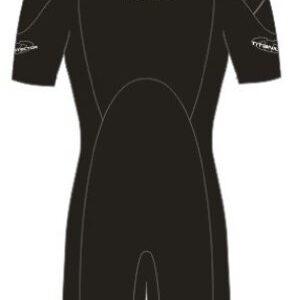 Ladies-TWF-3mm-Titanium-CIC-Shortie-Wetsuit-Choice-of-Colours-0
