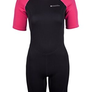 Mountain-Warehouse-Womens-Shorty-Neoprene-Sculped-Fit-Surf-Wet-Suit-Wetsuit-0