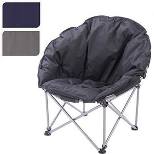 NEW-PADDED-FOLDING-OUTDOOR-CAMPING-FESTIVAL-BEACH-GARDEN-FISHING-MOON-CHAIR-SEAT-0