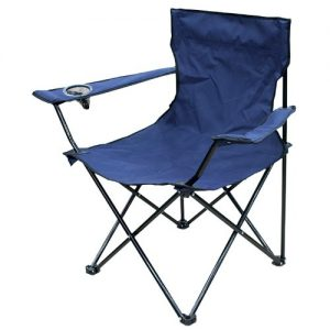 Outdoor-Garden-Camping-Chair-Blue-0