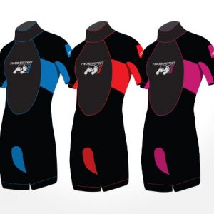 SIGNATURE-Kids-Childrens-Childs-Shorty-Wetsuit-0