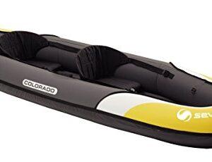 Sevylor-Colorado-Kayak-Yellow-0