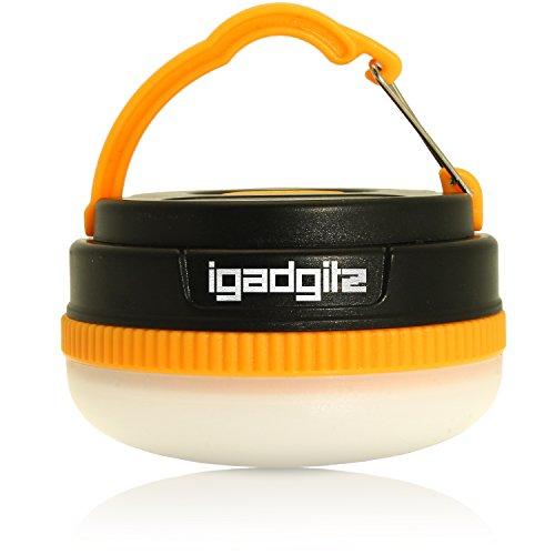 iGadgitz-Xtra-Lumin-150-Portable-150lm-LED-Lantern-with-1-Year-Warranty-0