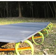BRS-Folding-Picnic-Cot-Outdoor-Aluminium-alloy-Bed-Portable-Camping-Lounger-0-3