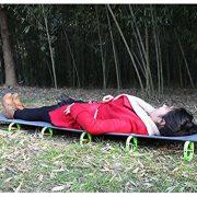 BRS-Folding-Picnic-Cot-Outdoor-Aluminium-alloy-Bed-Portable-Camping-Lounger-0-4