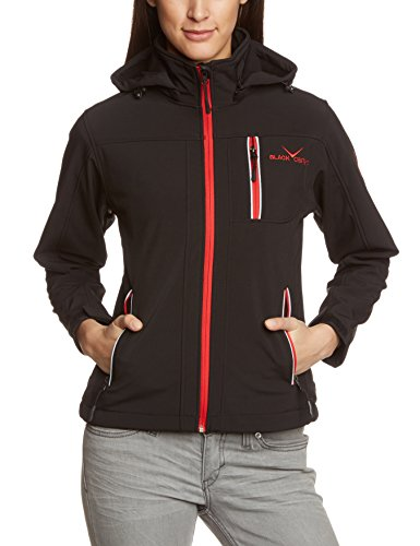 Black-Canyon-Womens-Softshell-Hooded-Jacket-0