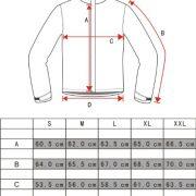 COX-SWAIN-Men-3-Layer-Softshell-Jacket-DESCENT-TITANIUM-10000mm-waterproof-0-3