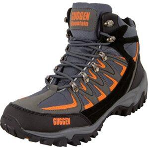 GUGGEN-MOUNTAIN-Hiking-Boots-Trekking-shoes-Climbing-boots-Mountaineering-Boots-Mountain-Boots-M009-0