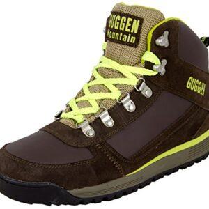 GUGGEN-MOUNTAIN-Men-Hiking-Boots-Trekking-shoes-Climbing-boots-Mountaineering-Boots-Mountain-Boots-M010-0