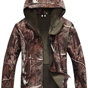 Kelmon-Mens-Outdoor-Softshell-Hooded-Tactical-Jacket-0