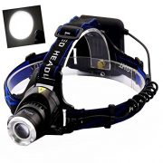 LED-Head-Torch-Meyoung-Super-Bright-LED-Headlight-Headlamp-XM-L-T6-2000-Lumens-for-Running-Hiking-Camping-Fishing-3-Brightness-Level-with-Adjustable-Headband-Zoom-Waterproof-Head-Light-Torch-Lamp-0