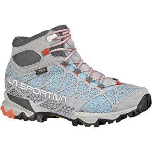 La-Sportiva-Core-High-GTX-Boot-Womens-Ice-Blue-37-by-La-Sportiva-0