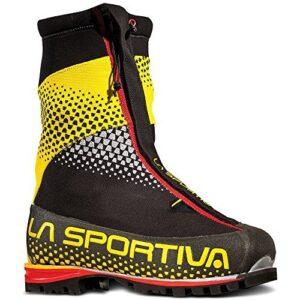 La-Sportiva-G2-SM-Boot-Mens-Black-Yellow-46-by-La-Sportiva-0