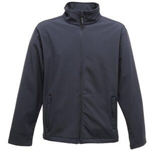 Regatta-Mens-Classic-Softshell-Jacket-TRA680-Navy-0