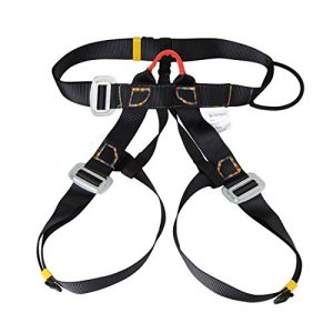 Harness-iTECHOR-Multipurpose-Outdoor-Half-body-Adjustable-Outdoor-Mountain-Climbing-Safety-Belt-Harness-Equipment-0