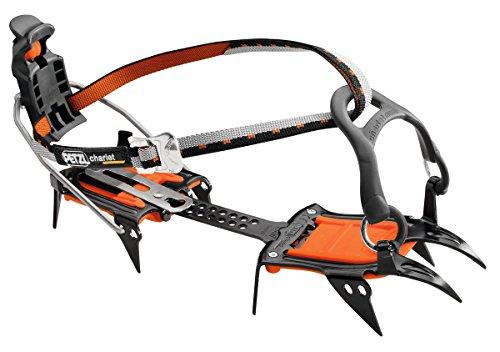 Petzl-Irvis-crampon-Leverlock-orangeblack-crampon-0