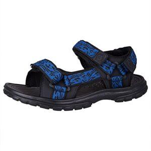 Mountain-Warehouse-Mens-Crete-Neoprene-Sandal-Walking-Hiking-Beach-Holiday-Comfortable-Summer-Shoes-0