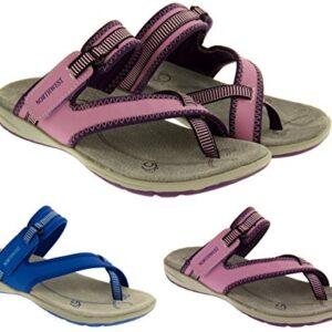 Northwest-Territory-Womens-Miami-Leather-Open-Hiking-Sandal-0