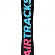 AIRTRACKS-LADY-SNOWBOARD-SET-BOARD-POLYGONAL-SOFTBINDING-SAVAGE-W-SB-BAG-0-2