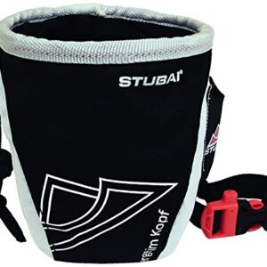 Vuvuzela-Stubai-Sports-Chalk-Bag-WhiteBlack-130-g-0